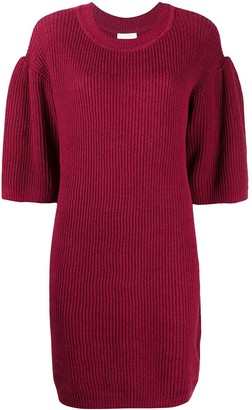 See by Chloe Shift Jumper Dress