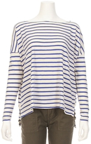 The Great Sailor Stripe Boatneck Tee