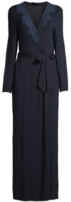 La Perla Amelia Lace Long Robe