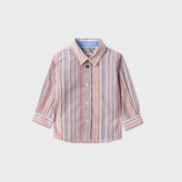 Paul Smith Baby Boys' Signature Stripe Cotton 'Per' Shirt