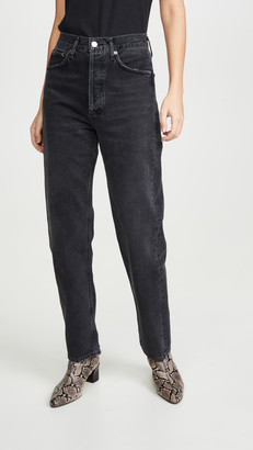 AGOLDE 90's Mid Rise Loose Fit Jeans