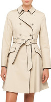 Ted Baker Gilliy Piping Detail Mac (Trench)