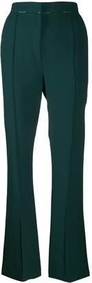 Elisabetta Franchi high waist flared trousers