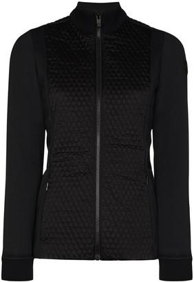 Fusalp Meryl quilted ski jacket