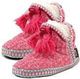 Muk Luks 16427 Women US 5 Multi Color Slipper