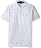 Polo Assn U.S Mens Banded Panel Short Shorts