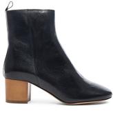 Etoile Isabel Marant Deyis Leather Baby Jane Boots