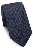 Polo Ralph Lauren Geometric-Pattern Silk Tie