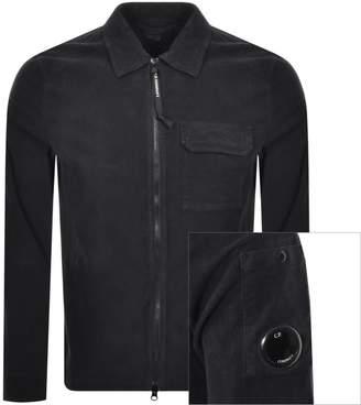 C.P. Company C P Company Cord Overshirt Jacket Black