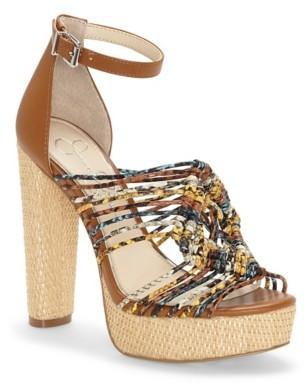 Jessica Simpson Ignatia Platform Sandal