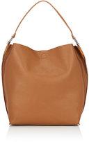 Barneys New York WOMEN'S ANN HOBO BAG-BROWN