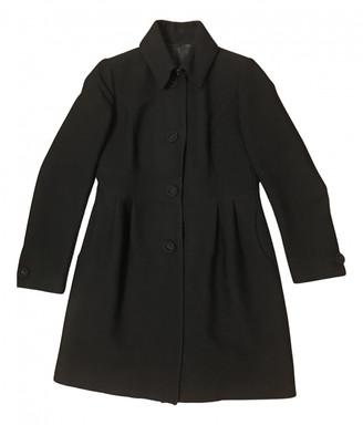 Benetton Black Wool Coats