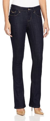 Levi's Women's Mid Rise Skinny Boot Cut Jean