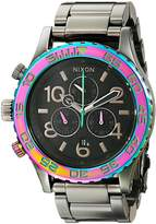 Nixon Men's A0371698 42-20 Chrono Watch
