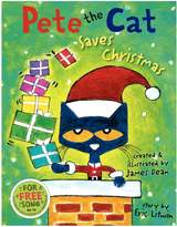 Harper Collins Pete the Cat Saves Christmas