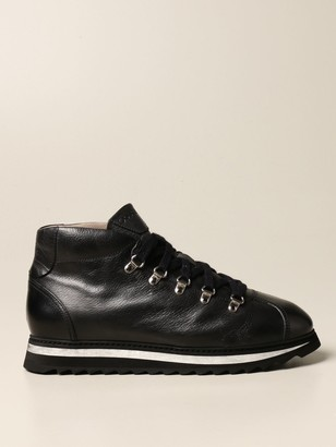 Doucal's Boot In Gradient Leather
