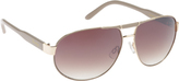 UNIONBAY Women's U536 Pilot Sunglasses