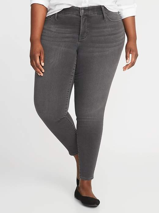 e29b5fa3d74c3b Old Navy Plus Size Jeans on Sale - ShopStyle