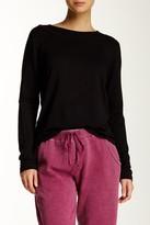 Josie Brushed Jersey Sweatshirt