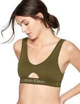 Calvin Klein Women's Body Unlined Keyhole Bralette