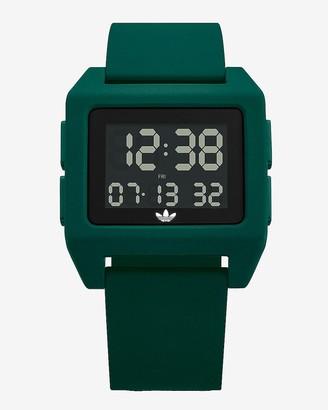 Express Adidas Men'S Archive Sp1 Green Watch
