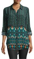 Tolani Evelyn High-Low Tunic