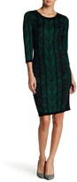 Taylor Knit Contour Bodycon Dress