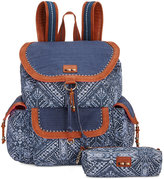 The Sak Pacifica Printed Flap Backpack, a Macy's Exclusive Style