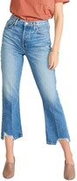 Thumbnail for your product : ÉTICA Josie High-Rise Crop Jeans