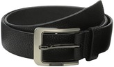 Stacy Adams 38mm Large Pebble Grain Leather Men's Belts