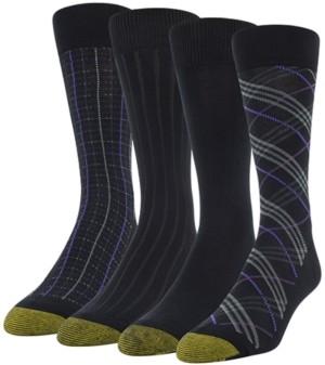 Gold Toe Men's 4-Pk. Socks