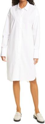 Birgitte Herskind Nilly Long Sleeve Organic Cotton Shirtdress