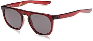 Nike Men's FLATSPOT EV0923 Sunglasses, Dark Teal/Black/Amber Len)