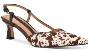 Marc Fisher Caira Slingback Pumps Women's Shoes