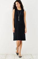 J. Jill Ponte Knit Sleeveless Dress