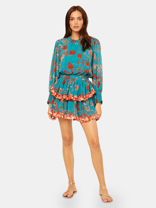 MISA Camila Mini Dress