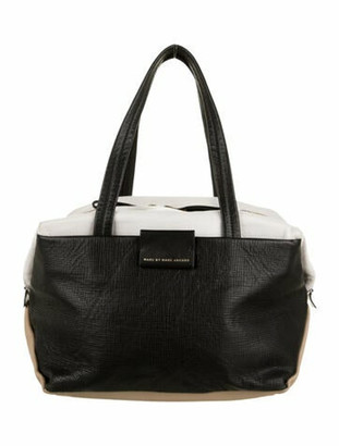 Marc by Marc Jacobs Leather Shoulder Bag Tan
