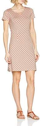 Tom Tailor Women's Easy Printed Dress(Size: 38)