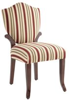 Linon Wellington Upholstered Side Chair