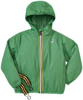 K-Way Claude Kids 3.0 Raincoat (Toddler/Kid) - Green Mid - 4 Years