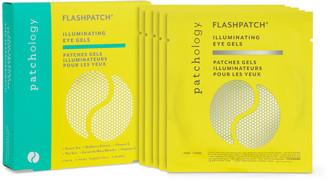 Patchology FlashPatch Illuminating Eye Gels, 5 Pack