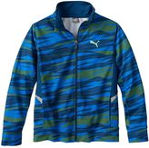 Puma Boys 4-7 Camouflage Tricot Track Jacket