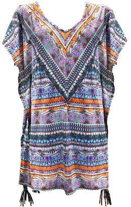 Sunseeker Ethnic Beach Kaftan