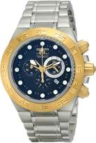 Invicta Men's 1528 Subaqua Sport Chronograph Dial Stainless Steel Watch