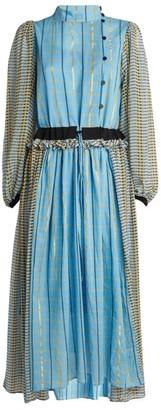 Stine Goya Check Felisa Dress