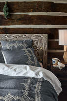 Anthropologie Embroidered Argenta Shams