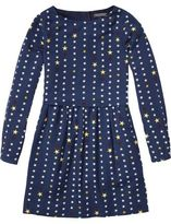 Tommy Hilfiger Star Rayon Dress L/S
