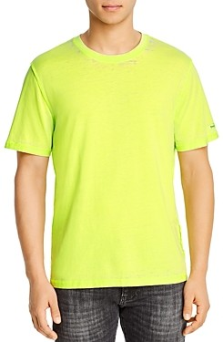Ovadia & Sons Reverse Burnout Tee
