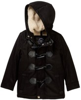 Urban Republic Fleece Lined Toggle Jacket (Little Boys)