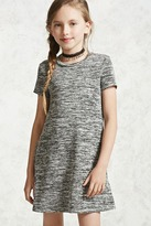 Forever 21 FOREVER 21+ Girls Heathered Dress (Kids)